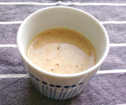 豆乳たれ - コピー